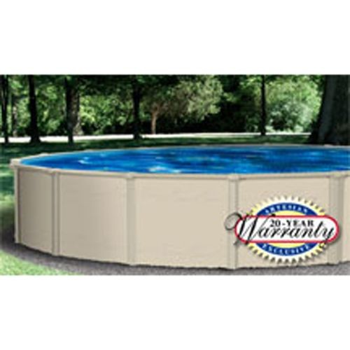 Sandstone 24' Above-Ground Swimming Pool