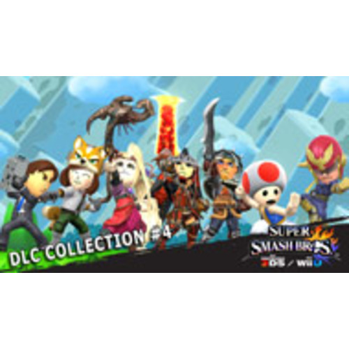 Super Smash Bros. DLC Collection 4 [Digital]