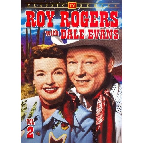 Roy Rogers with Dale Evans, Vol. 2 [DVD]