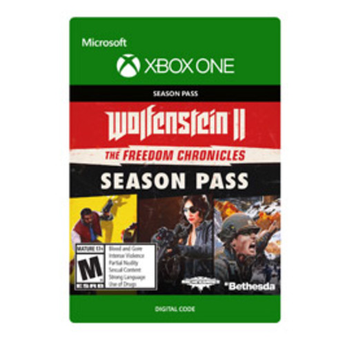 Wolfenstein II: The New Colossus Season Pass [Digital]