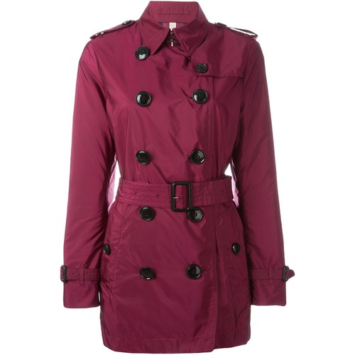 BURBERRY BRIT 'Kerringdale' Trench Coat