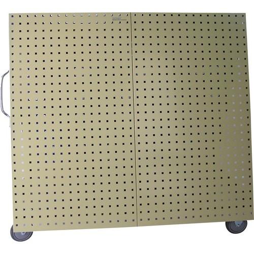 Triton LocBoard Mobile Tool Cart  Tan, 28.3 Sq. Ft. of Storage, Model# LBC-4T