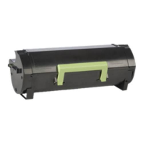 Lexmark 501X Extra High Yield Return Program Toner Cartridge - Laser - Extra High Yield - 10000 Page Black - 1 Each - TD