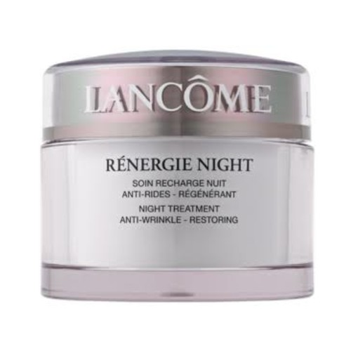 Lancome Renergie Night - Night Treatment Anti-Wrinkle Restoring 2.5 oz