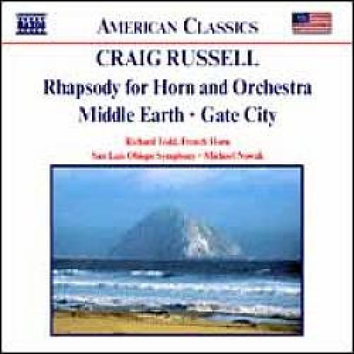 Russell: rhapsody For Horn And Orchest