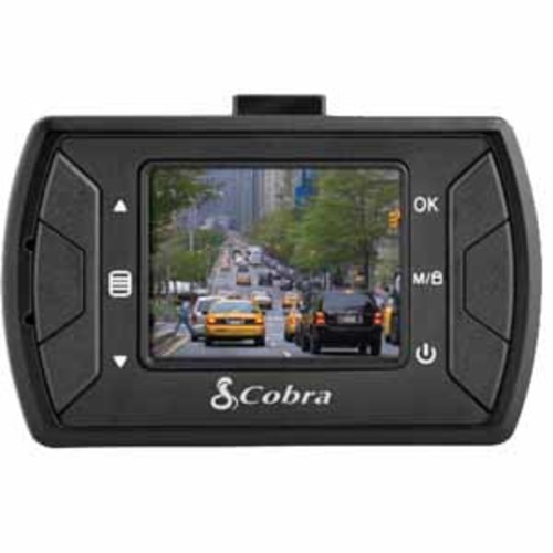 Cobra Instant Proof HD Single Channel Dash Cam