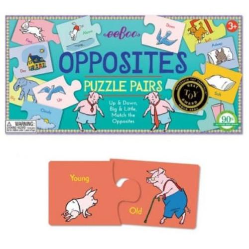 Opposites Puzzle Pairs