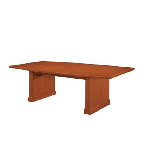 DMI Office Furniture Belmont 42'' Boat Conference Table, Executive Cherry (7130-95)