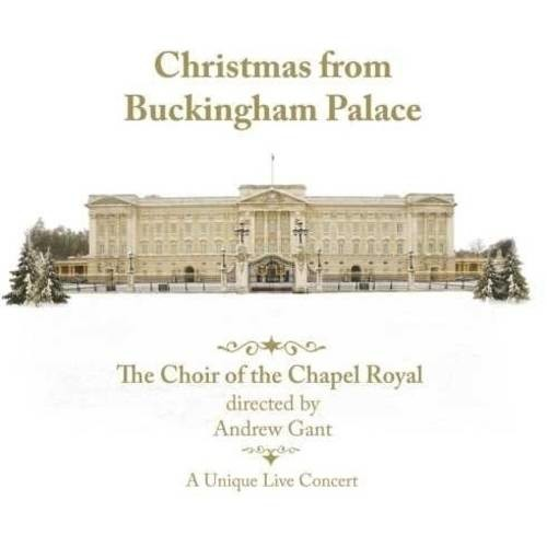 Christmas from Buckingham Palace [CD]