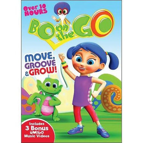 Bo on the Go: Move Groove & Grow-26 Episodes [DVD]