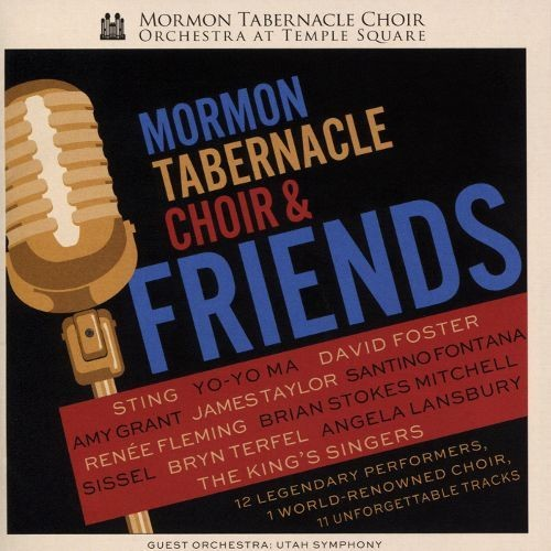 Mormon Tabernacle Choir Orchestra at Temple Square [CD]