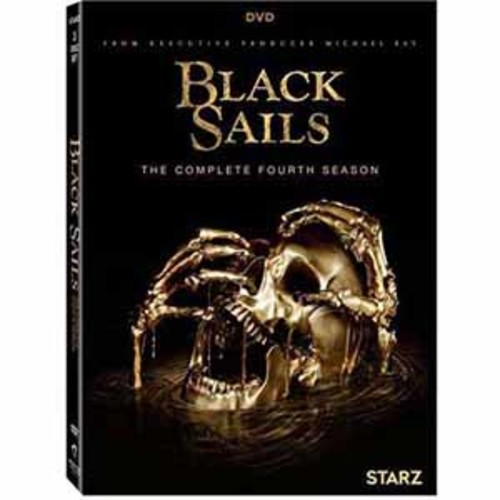 Black Sails: The Complete Fourth Season [DVD]