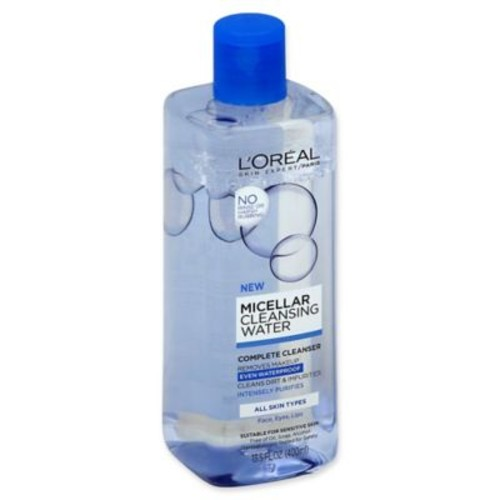 L'Oral 13.5 fl. oz. Waterproof Micellar Cleansing Water for All Skin Types