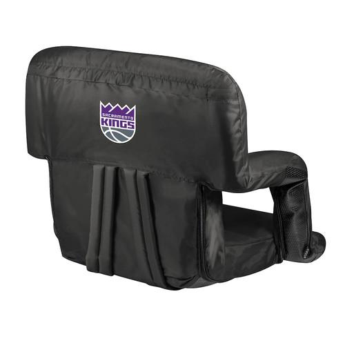 Picnic Time Sacramento Kings Ventura Portable Reclining Seat