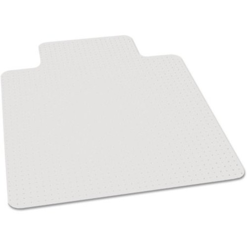 ES Robbins EverLife 36 x 48 Chair Mat for Low Pile Carpet, Rectangular with Lip