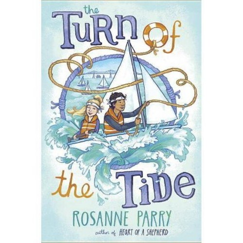 Turn of the Tide (Reprint) (Paperback) (Rosanne Parry)