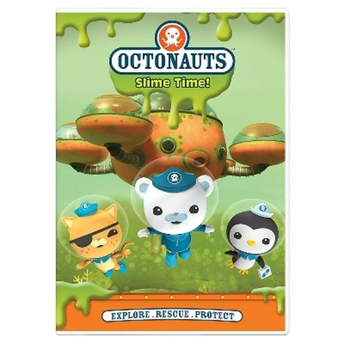 Octonauts: Slime Time DVD