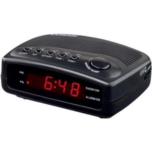 Conair Conair Hospitality Series Compact Clock Radio With Single Day Alarm (DBVP2127)