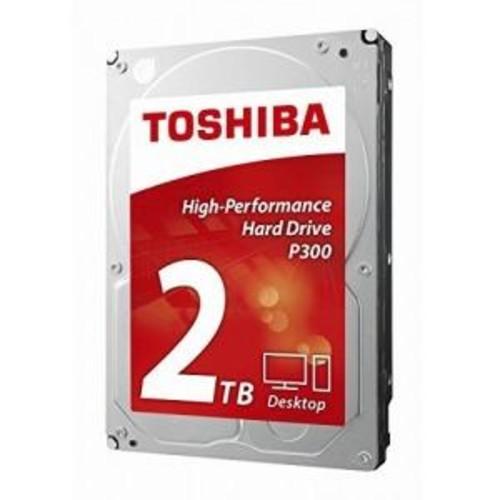 2TB P300 Desktop 7200 rpm SATA III 3.5