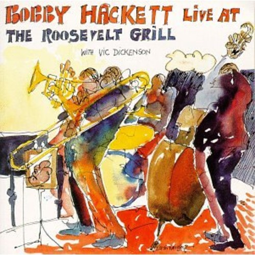 Live at the Roosevelt Grill 1 Original recording reissued, Live