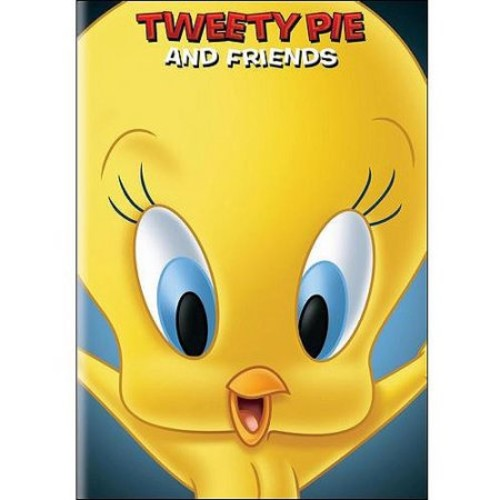 TWEETY PIE & FRIENDS (DVD/FF-4X3) (DVD)