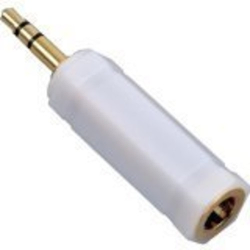Stereo Adapter Adapts 3.5MM Plugs