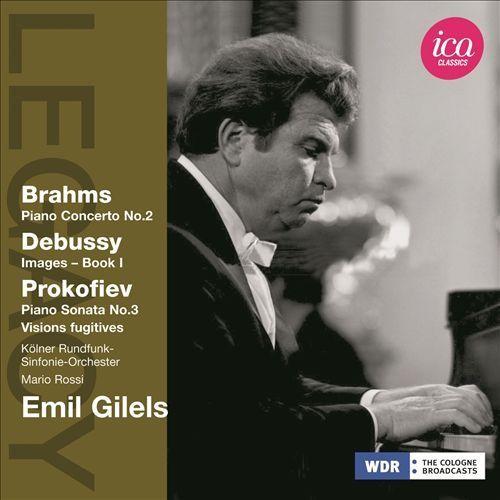 Legacy: Emil Gilels - CD