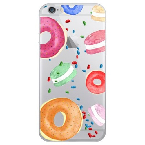 iPhone 6/6S/7/8 Case Hybrid Sweet Treat Clear - OTM Essentials