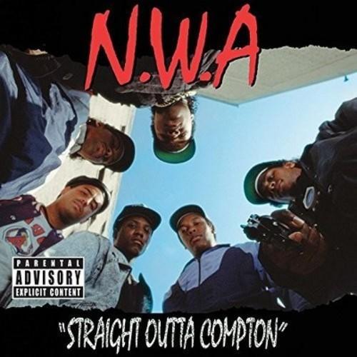 Straight Outta Compton [CD]