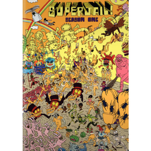 Superjail: Season One (DVD)