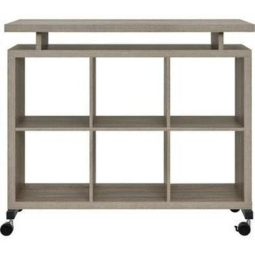 Altra Furniture 9801396COM Lincoln Multipurpose Standing Desk, Sonoma Oak