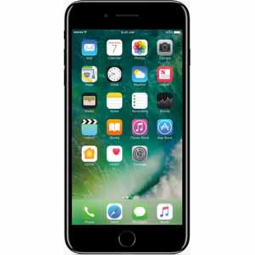 Apple iPhone 7 Plus from Verizon with 256GB Memory - Jet Black