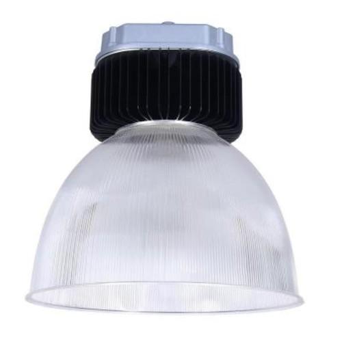 Axis LED Lighting 3-Light Black LED 150-Watt Bell High Bay with Natural Light (5000K)