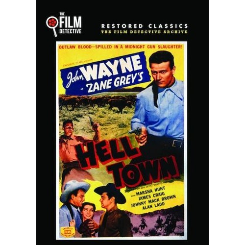 Hell Town [DVD] [1937]