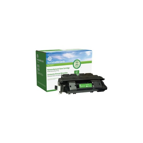 Sustainable Earth by Staples Reman Fax Toner Cartridge; Canon FX-6 (1559A002AA)
