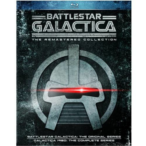 Battlestar Galactica: The Remastered Collection (8 Discs) (Blu-ray)