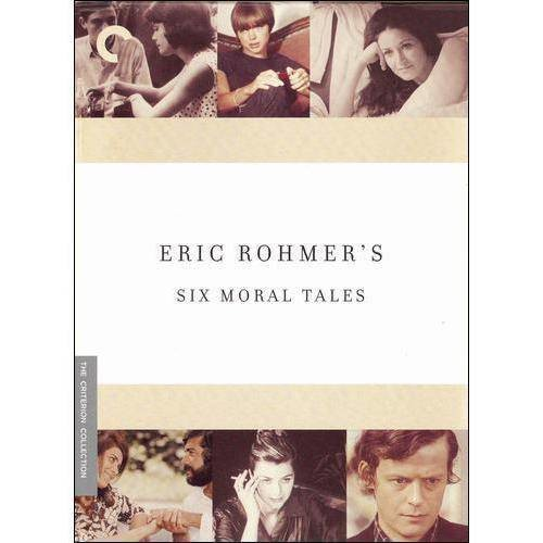 Eric Rohmer's Six Moral Tales [6 Discs] [Criterion Collection] [DVD]