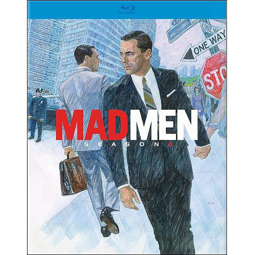 Mad Men: The Complete Sixth Season (Blu-ray) (Widescreen)