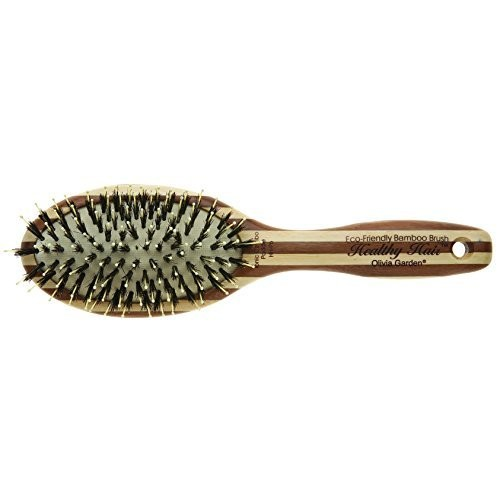 Olivia Garden Healthy Hair Paddle Ionic Combo HH-p6 [1 pcs oz.]