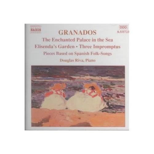 Granados: enchanted Palace In The Sea CD (2003)