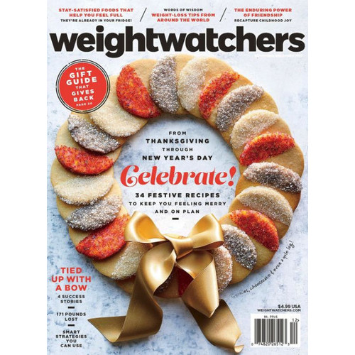 Weight Watchers - Two Years Subscription