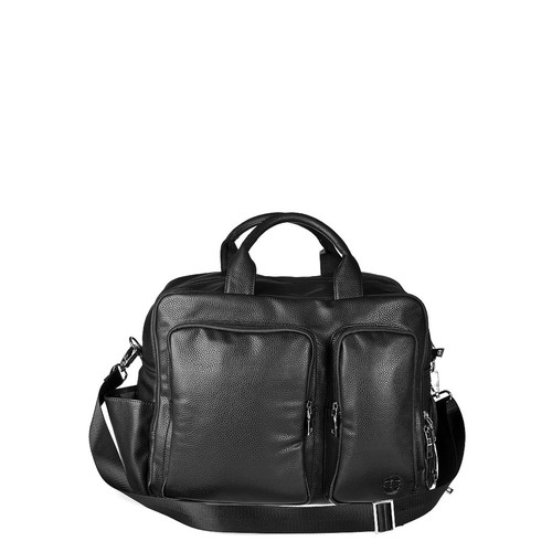 Hayes Animal-Free Leather Travel Bag