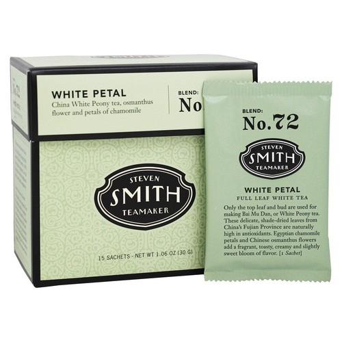 Steven Smith Teamaker - White Peony Tea No. 72 White Petal - 15 Sachet(s)