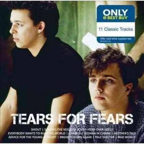 Tears for fears - Icon:Tears for fears (CD)