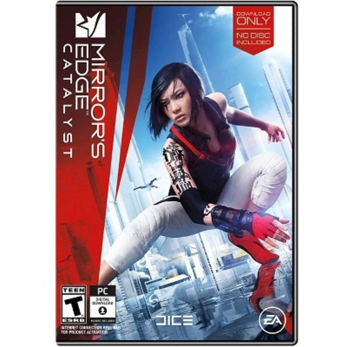 Mirror's Edge Catalyst - Email Delivery PC Game