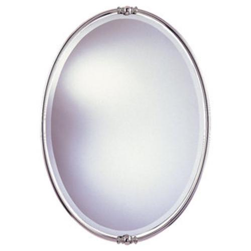 Uttermost Graziano Oval Beveled Mirror