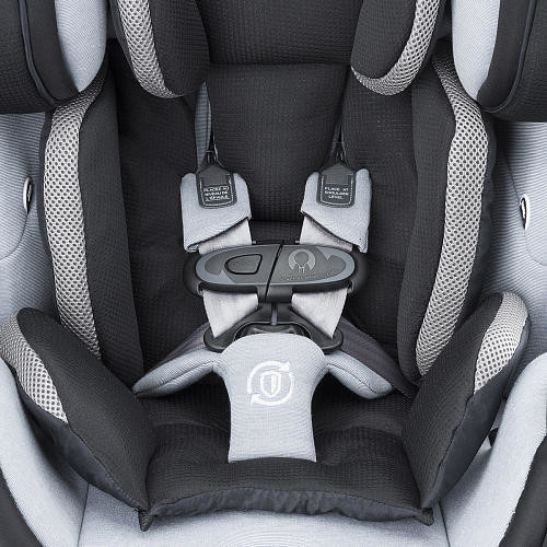 Evenflo Platinum Symphony DLX All-In-One Convertible Car Seat - Lauderdale