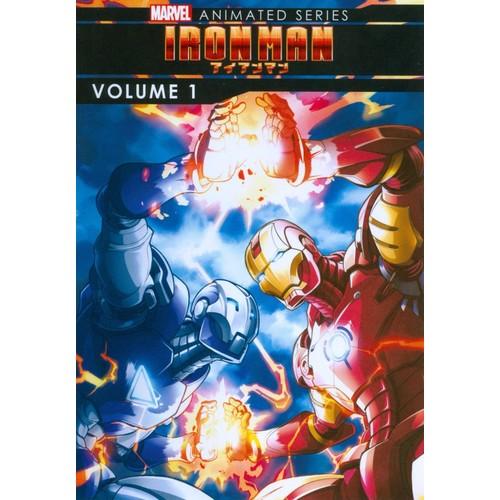 Iron Man: The Animated Series, Vol. 1 [DVD]