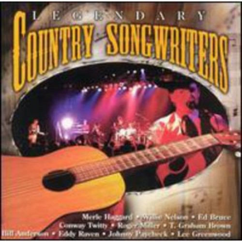 Legendary Country Songwriters [CD]