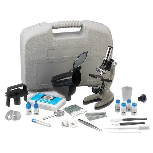 MicroPro Elite 98-Piece Microscope Set by Educational Insights